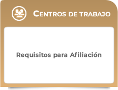 Centro de Trabajo Requisitos para Créditos